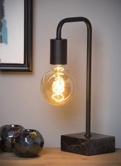 Retro Industriele Tafellamp In 2020 Tafellamp Slaapkamer Lamp Nachtkastje Lampen Nachtkastje