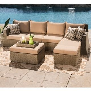 Overstock Com Online Shopping Bedding Furniture Electronics Jewelry Clothing More In 2020 Buy Outdoor Furniture Patio Seating Sets Deep Seating