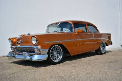 Chevrolet Bel Air Classic Cars For Sale Carros
