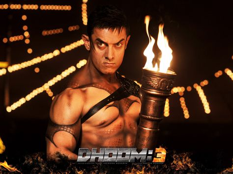 Dhoom 3 crosses Rs. 200 Crore mark in just 4 days