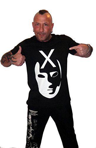 BERLIN - LIMITIERTE AUFLAGE A13 New Collection  Nicht erhältlich in Geschäften. Mann A13 V-Neck T-Shirt: MisterX Schwarz Gr: S-XXL  Apostel13 https://www.amazon.de/dp/B00UDTTYGE/ref=cm_sw_r_pi_dp_x_Ty81xbZ173ZH1