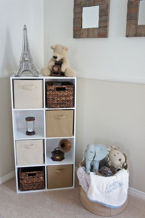 Neutral Storage Ideas