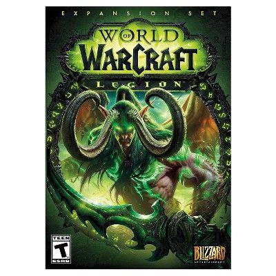 World Of Warcraft Legion Expansion Set Pc Game Legion Warcraft World Warcraft Legion World Of Warcraft Legion World Of Warcraft