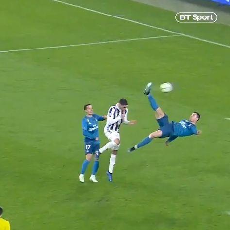 Cristiano Ronaldo goal vs Juventus!