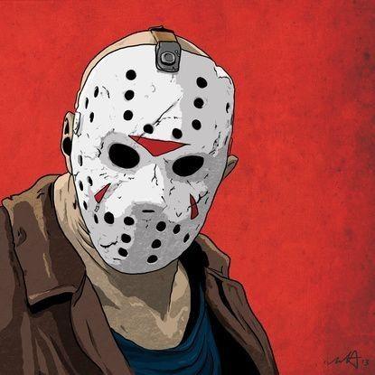 Jason Voorhees Jason Voorhees Jason Friday Jason Voorhees Art