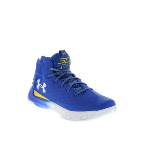 8a249c4db049 New Under Armour Steph Curry SC 3 Zero Boys Size 6 Blue Yellow Basketball  Shoes  fashion  clothing  shoes  accessories  mensshoes  athleticshoes (ebay  link)