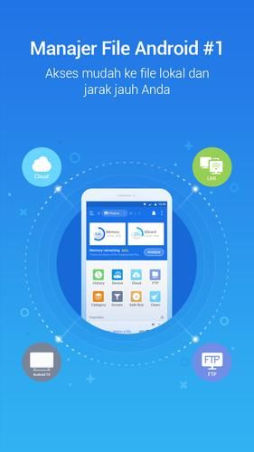 Es File Explorer Android Latest 4 2 2 5 1 Apk Download And Install Es File Explorer To Easily Manage Share All Your Local Android And Cloud Files Android