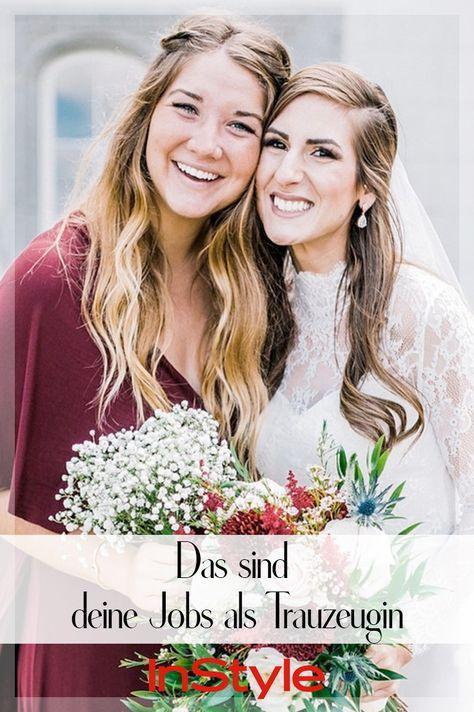 Du Bist Trauzeugin Das Sind Deine Jobs Als Beste Freundin Der Braut Trauzeugin Hochzeit Trauzeugin Uberraschung Hochzeit