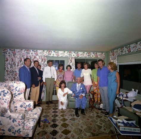 ST-C289-21-63. Birthday Celebration for Joseph P. Kennedy, Sr. - John F. Kennedy Presidential Library & Museum