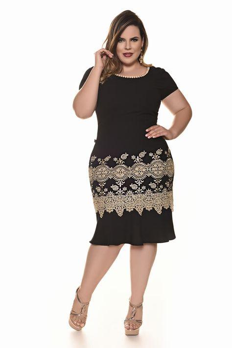 8d49f5f0026a Vestidos Plus Size Evangélicos, Onde Comprar ? | Vestidos para ...