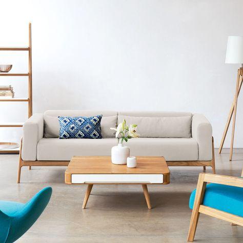 Sofa Fawn 3 Sitzer Webstoff Sofa Sofa Mit Relaxfunktion Sofa Polster