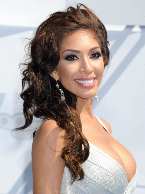 Farrah Abraham is an American reality television personality. In