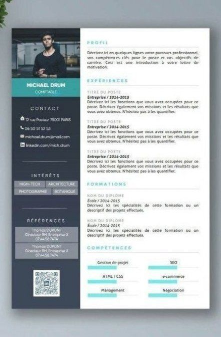 Pin By Tricia Lizuain On Training Quotes Business In 2020 Portfolio Resume Cv Template Creative Cv Template