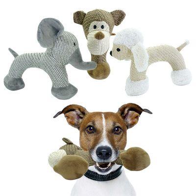 Wholesale Pet Dog Toy Animal Modelling Gnawing Toy Molar Bite