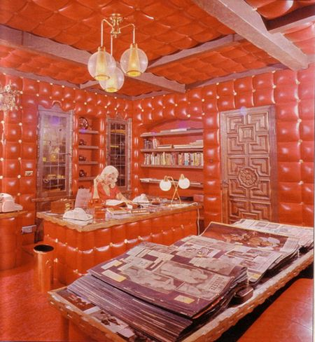 Jayne Mansfield House curious places: jayne mansfield's pink palace (l.a./ california