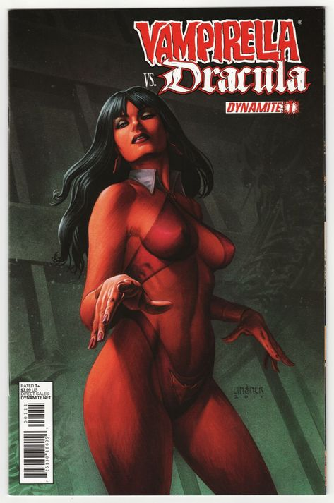 VAMPIRELLA DEJAH THORIS #1 JOE JUSKO 1:50 VARIANT NM