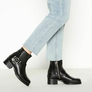 Block heel ankle boots, Boots, Heeled