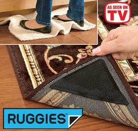 Ruggies Stop The Slip And Slide Rugs On Carpet Rugs Carpet Mat
