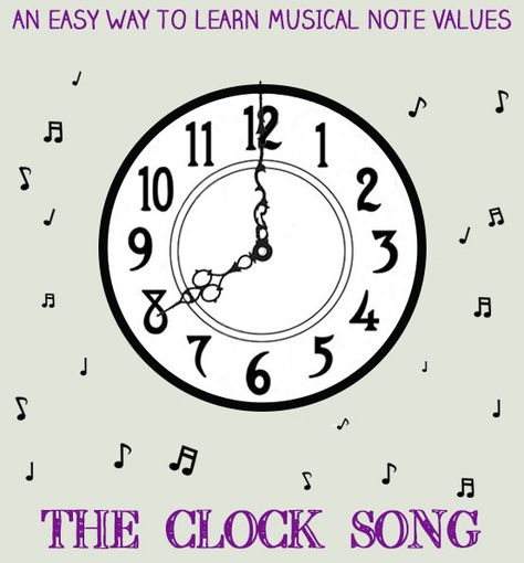 Let's Play Music: An Easy Way to Learn Musical Note Values