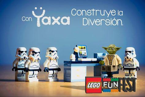 Blog - ¡Llega el LEGO Fun Fest a Yaxa! Yaxa Tienda Online. Compra ... 12f3f93f2e6