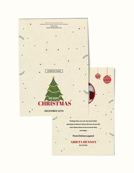 Free Christmas Bonus Thank You Card Template Word Doc Psd Apple Mac Pages Publisher Thank You Card Template Thank You Cards Your Cards