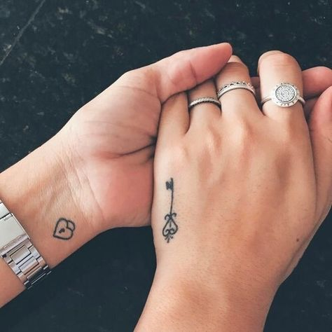 Image uploaded by dytto. Find images and videos about girls, tattoo and couples on We Heart It - the app to get lost in what you love.