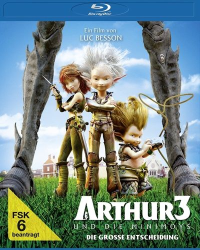 Arthur 3 War Of The Two Worlds 2010 Hindi Dual Audio Bluray 480p 300mb 720p 900mb In 2020 Hindi Second World War