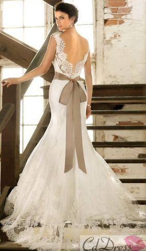 Definitely minus the bow. -T mermaid wedding dress mermaid wedding dress