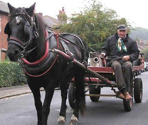 """""""Rag and bone man is a British phrase for a junk dealer. Historically the phrase referred to an individual who would travel the streets of a city with a horsedrawn cart, and would collect old rags (for converting into fabric and paper), bones for making glue, scrap iron and other items, often trading them for other items of limited value."""