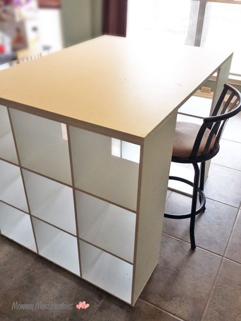 Peachy Diy Craft Table How To Make A Craft Desk With Cubicles Download Free Architecture Designs Embacsunscenecom