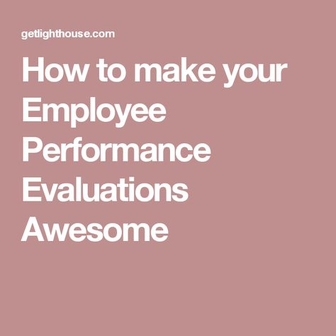 Tips For Writing Your Performance Evaluation  Career Articles
