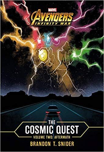 Download Pdf Marvel S Avengers Infinity War The Cosmic Quest