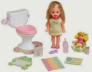 Kelly Bano Juguetes Mattel Mattel Barbie
