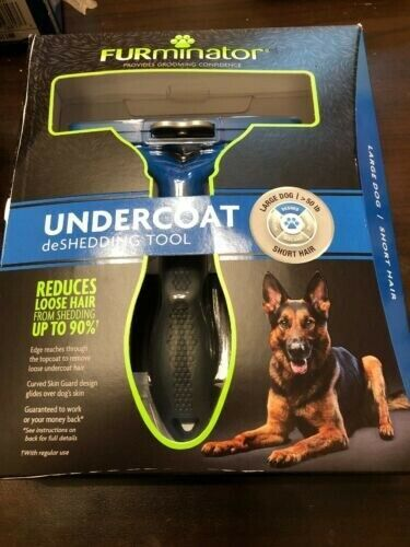 Furminator Deshedding Tool For Large Dogs Short Hair 50 Lbs Deshedding Large Dogs Short Hair 50