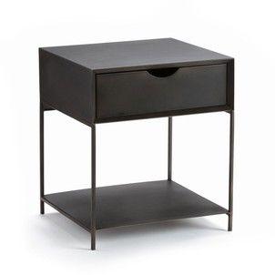 Chevet Mambo Metal Am Pm Table De Chevet Lyon Bedside
