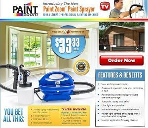 Paint Zoom Powerful Paint Sprayer Diy Painting Jobs Paint Sprayer Diy House Paint Diy Painting