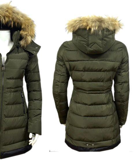 Fashion Planet heeft een ruime collectie winterjassen en bontjassen voor zowel damesals heren. Onze Heren jassen kunt u online bestellen maar u kunt deze jassen met bontkraag ook komen passen in onze winkel in Amsterdam.-Dames Groene Parka Jas met Bontkraag DJ027 | Modedam.nl- Kleur: Gro