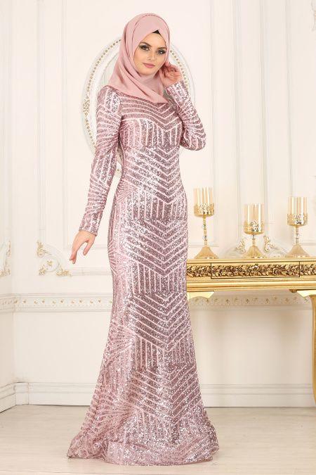 Indirimli Tesettur Abiye Elbise Modelleri Dresses Hijab Evening Dress Evening Dresses