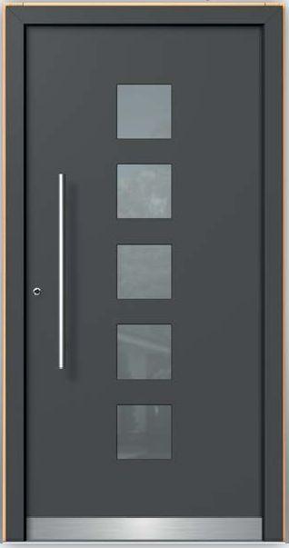 Alu-Holz Haustür AH210