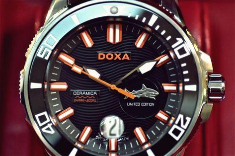 Die fünf besten Doxa-Uhren auf dem heutigen Markt