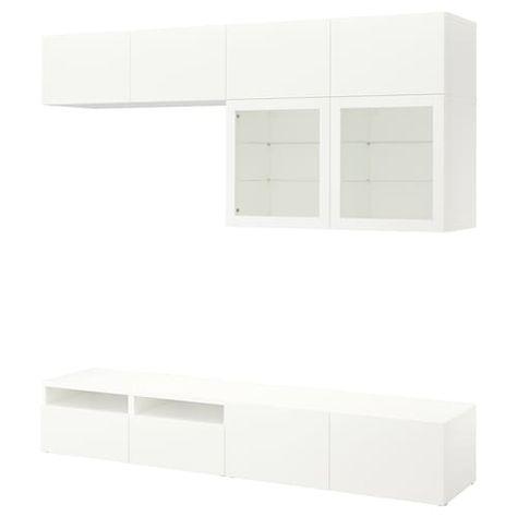 Overlays Kit For The Ikea Besta 2 Door Console Unit