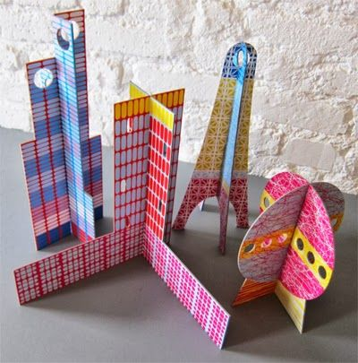 print & pattern: play town - laura ljungkvist