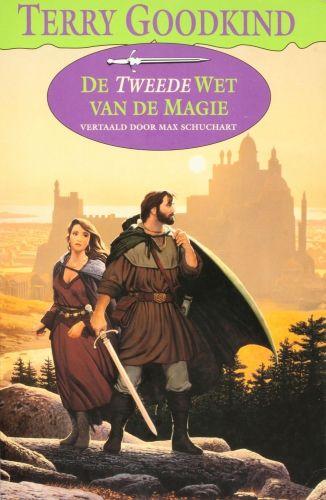 Boekverslag Engels Wizards first rule door Terry Goodkind