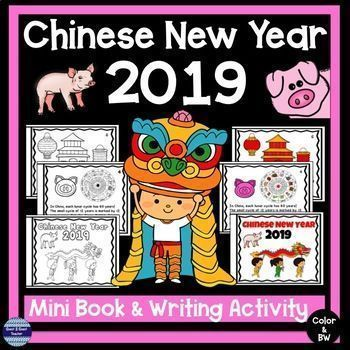Chinese New Year 2020 Fact Booklet And