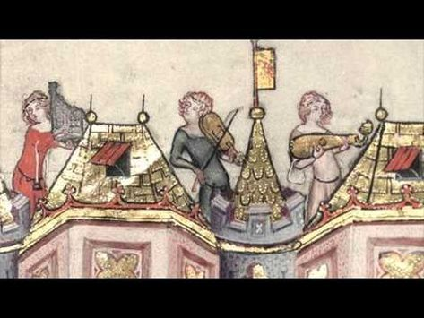 English Dance 13th Century Youtube Medieval Music Renaissance Music Medieval Books