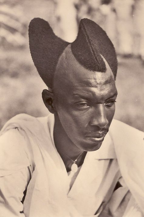 This week, AnOther's Lovers get inspired by traditional Rwandan hairstyles