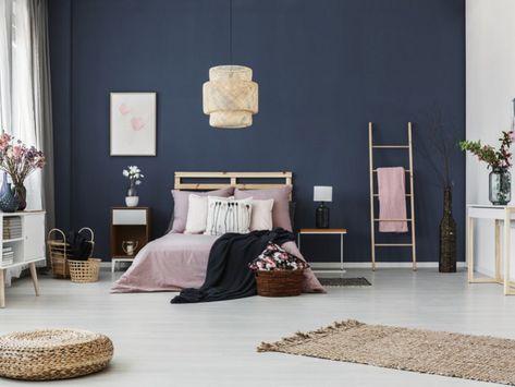 Dulux Marshal Blue Bedroom Colour Bedroom Decor Cozy Yellow Bedroom Decor