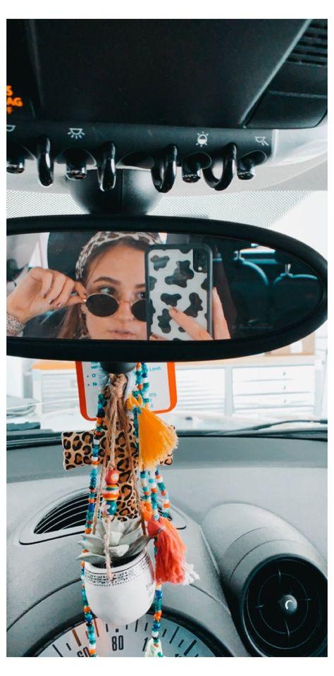 Rear View Mirror Accessories, Cute Car Accessories, Vintage Accessories, Sunglasses Accessories, Jewelry Accessories, Fashion Accessories, Future Car, Bugatti, Head Band
