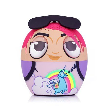 Bitty Boomers Fortnite Wireless Bluetooth Speaker One Size Llama