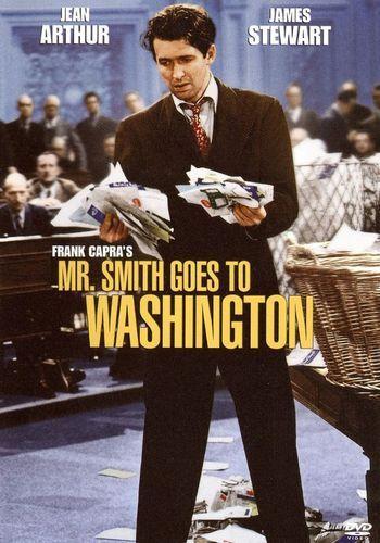 Mr. Smith Goes to Washington [DVD] [1939]
